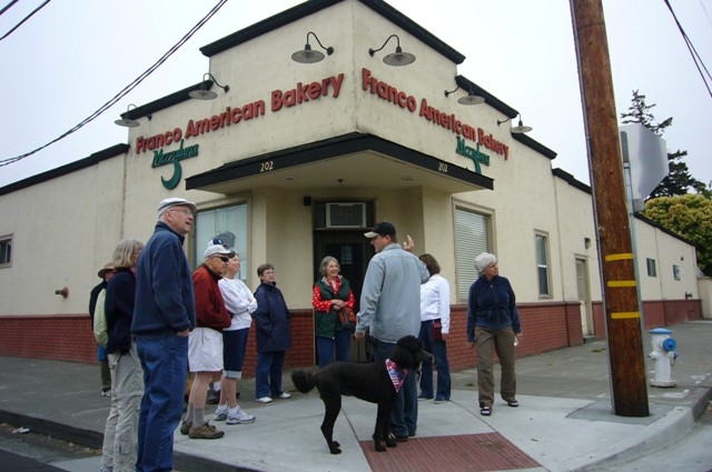 Franco American Bakery- a West End Classic