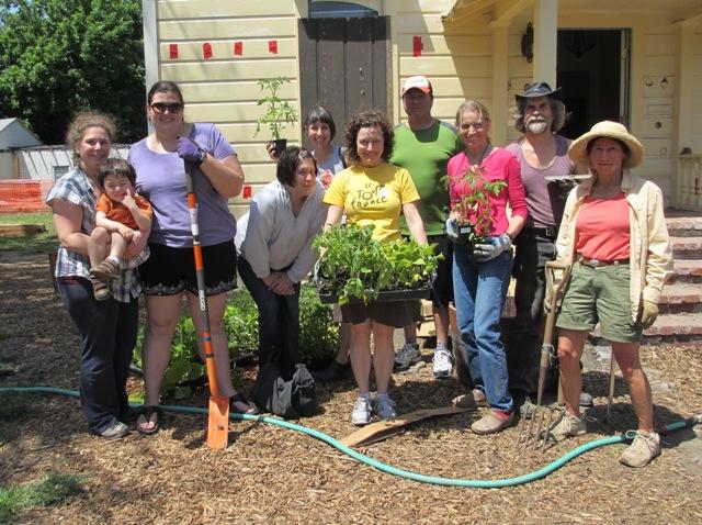 Neighborly gardening