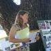 Veronica Jacobi makes a presentation