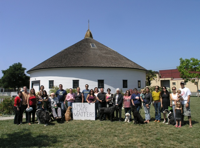 DeTurk Round Barn- This Place Matters