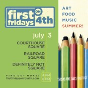 First Fridays On 4th
