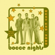 Bocce Nights Tshirt