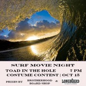 Surf Movie Night