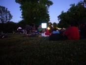 DeMeo Park Movie night