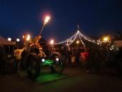 Gran La Fonda- a bike carnival