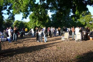 Westenders love DeMeo Park
