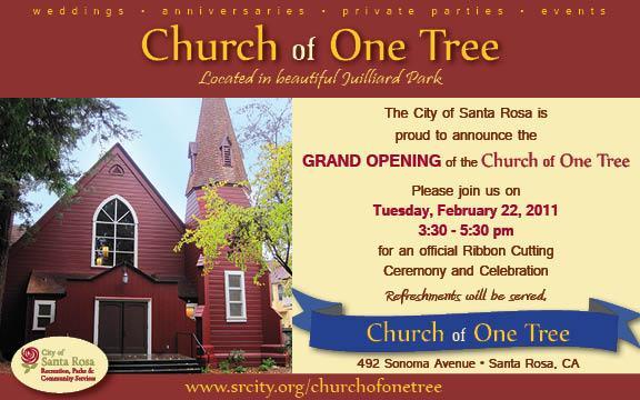 Church of One Tree, Interesting meetings