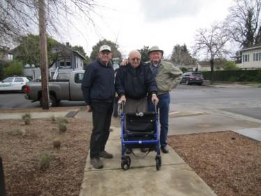 Bob, Larry & Lou Bertolini