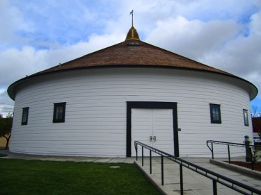 The DeTurk Round Barn