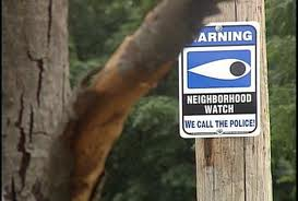 Neighborhood Watch works!