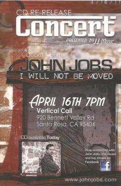 John Jobs Concert