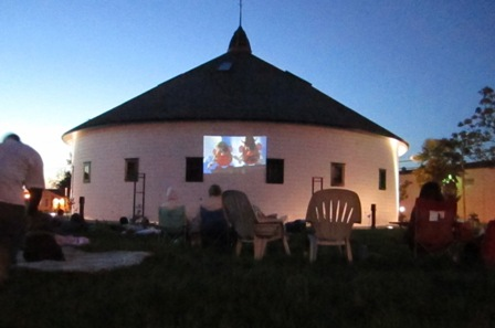 West End Summer Movie Night Coming Soon To DeTurk Round Barn