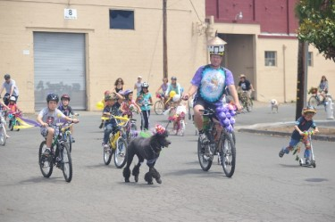 West End Bike Parade 2011