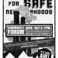 Asphalt, Citizens, Air Quality in Downtown S.R.