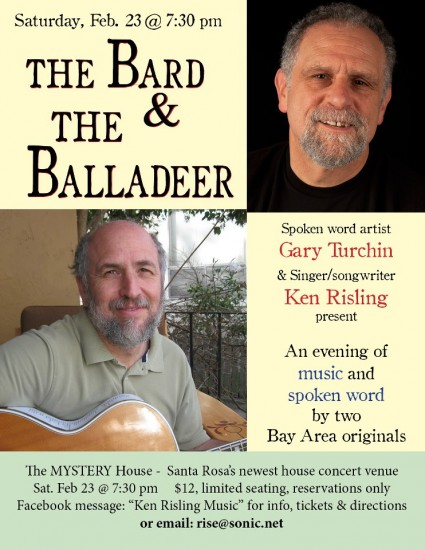 The Bard and the Balladeer