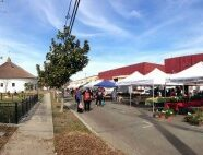 Bocce, Farmer's Market, DeMeo Clean up dates