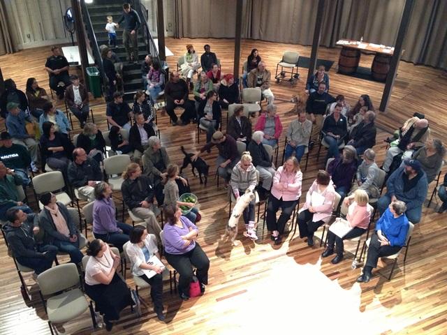 W. E. Spring Meeting 2013
