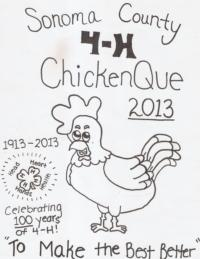 So. Co. 4-H ChickenQue