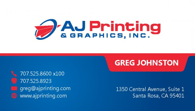 AJ Printing & Graphics is a West End Neighborhood Sponsor