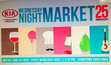 Wednesday Night Market