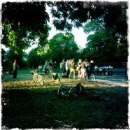 Bike Parade, BBQ & Trailer Parks