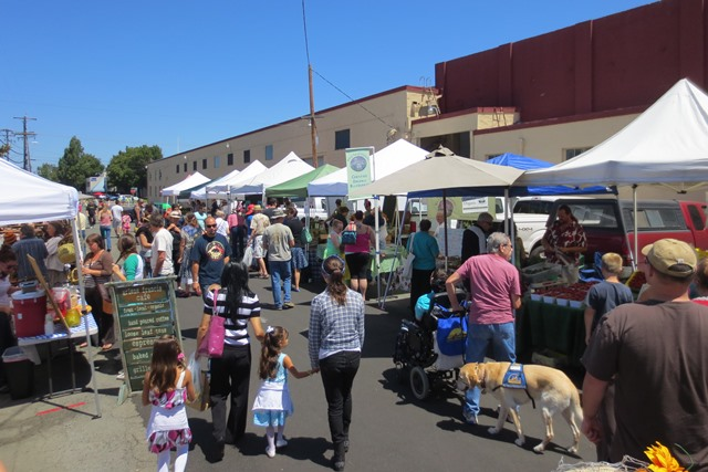 The West End Farmers Market
