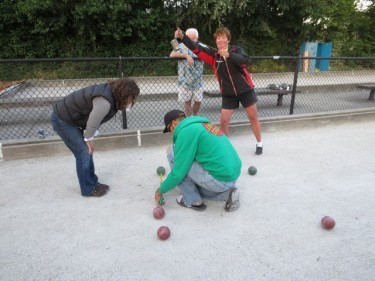 Bocce- West End style