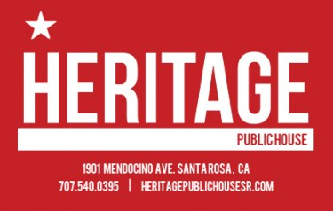 Heritage Public House is a West End Neighborhood Sponsor.
