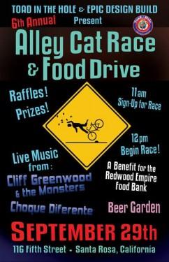 Alley Cat Race