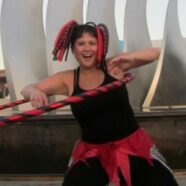 Hula Hoop at the Round Barn & More!