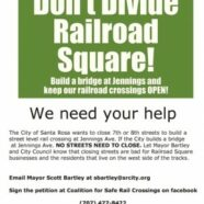 Dec 4th, Weds 6 p.m. Meeting- Railroad Crossing Meeting