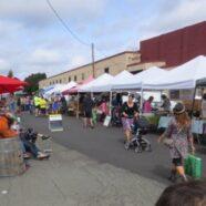 W.E.Farmers Market & 6th St. Playhouse dates