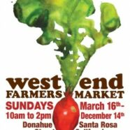Farmers Market opens this weekend!