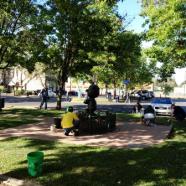 Railroad Square Updates