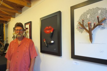 Robert Ankers- Open Studio on Saturday and Sunday