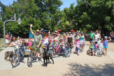 Join us THIS Saturday for our annual Picnic & Bike Parade
