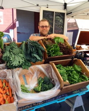 Buy your food directly from the farmer- Handlebar Farm