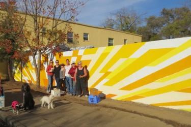 Wilson ST. mural wb