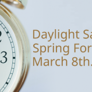 """Spring Forward"" in the West End"