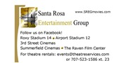 Santa Rosa Entertainment Group is a West End Sponsor.