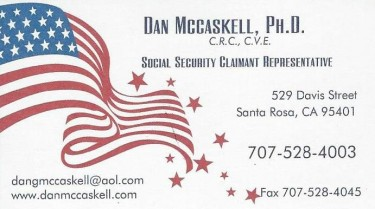 Dan McCaskell, Ph.d. is a West End sponsor!