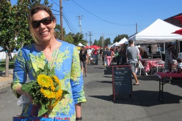 Spoil yourself at West End Farmers Market