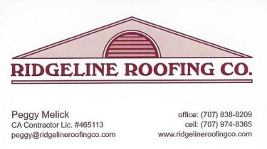 Ridgeline Roofing Co. is a West End Sponsor!