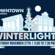 Winter Lights, Courthouse Square Survey