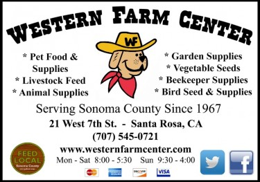 Western Farm Center is a West End sponsor.