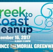 Creek Cleanup, Lowrider Show, Homeless Meeting
