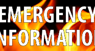 More Resources for Fire & Emergency Information