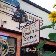 Shakespeare, BBQ & Don Taylor's Omelette Express