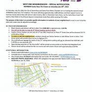 Traffic Alert: Ironman This Saturday